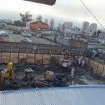 Avance de Obras: Trabajos a Nivel de Sócalo